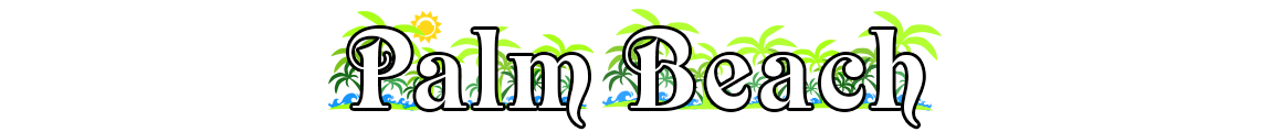 Palm Beach Mobile Logo