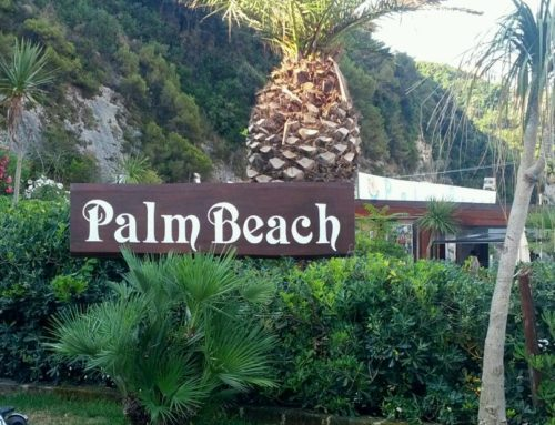 Palm Beach: Spiaggia